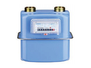 Compact type Diaphragm Gas Meter